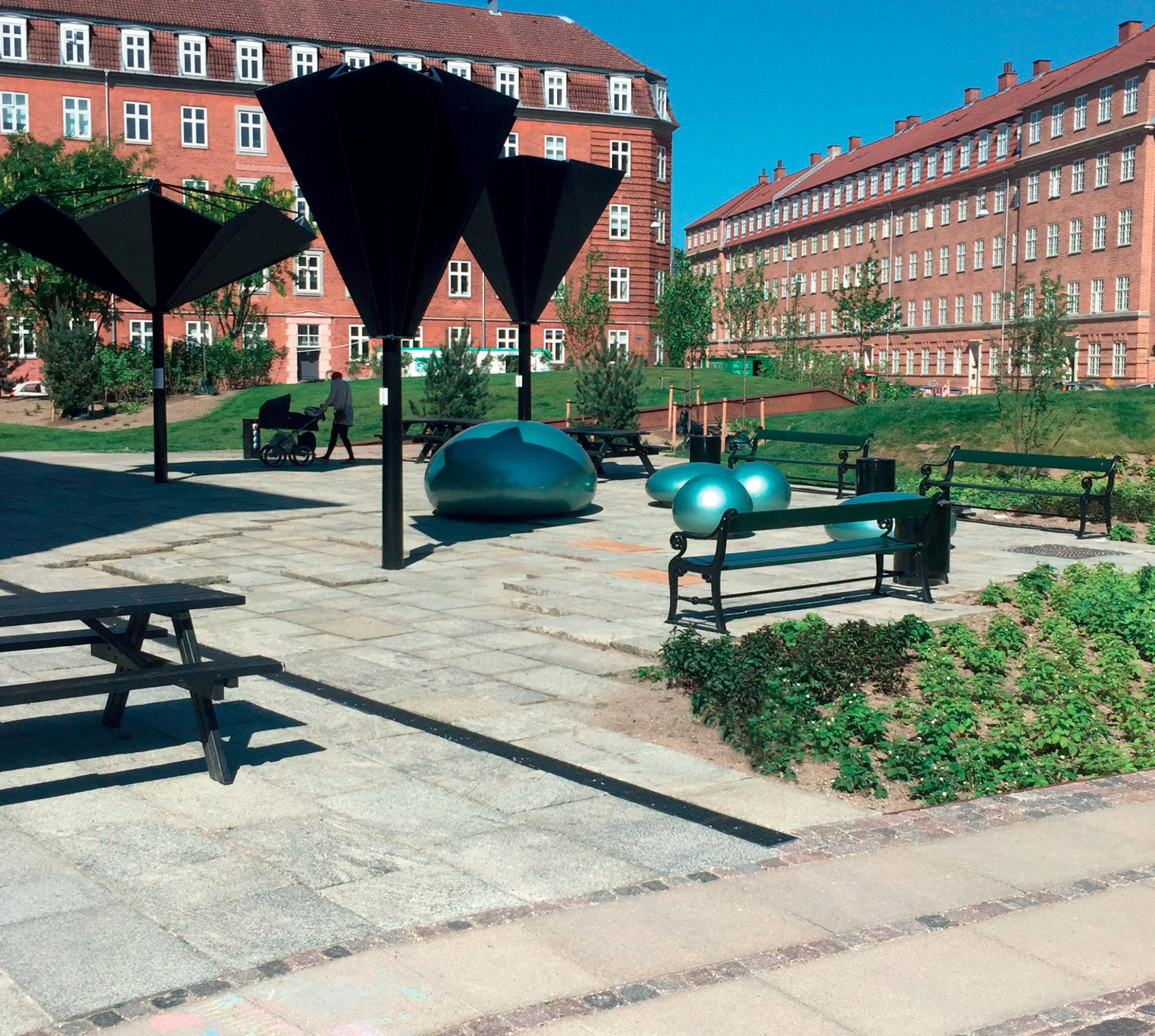 LAR projekt i København - Tåsinge Plads